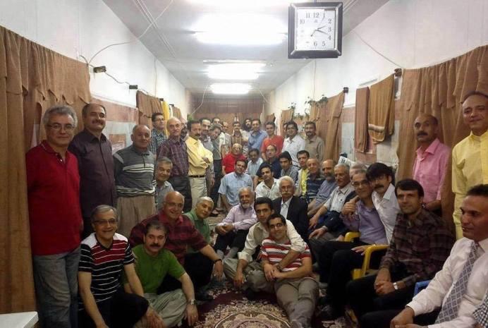 زندانیان سیاسی در ایران اسلامی