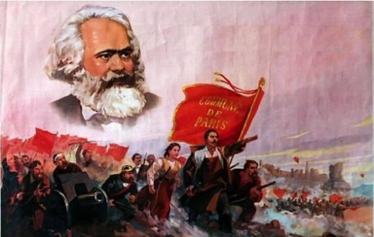 جنبش پرولتاریا وکارل مارکس